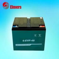 Most cost effective 6evf48 electric scooter battery