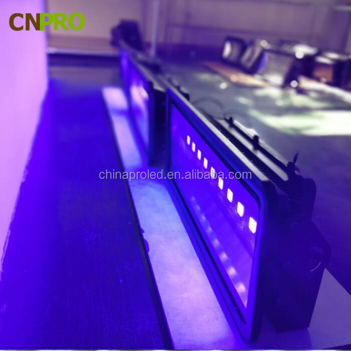 High Uv Led Black Light Stage Lighting 500w For Paint Glow Party Product On Alibaba