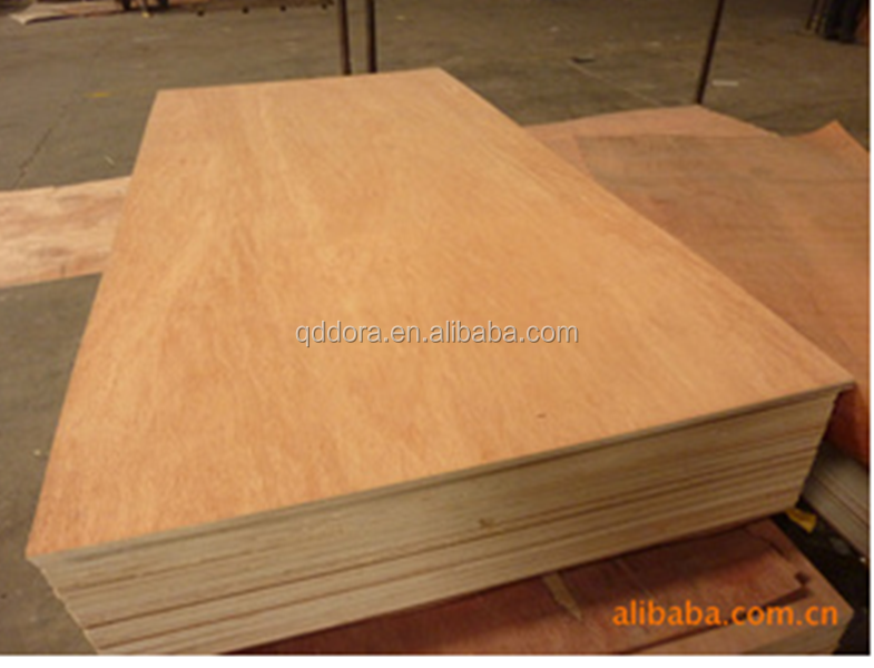 lowest price hardwood waterproof plywood for furniture