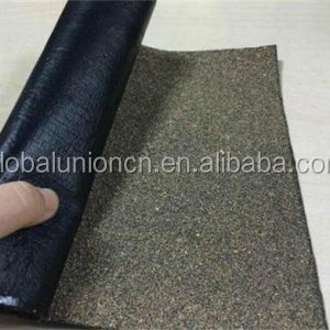 40mm torch down roofing for commercial rubber roofs 2 rubber membranes with a fiber