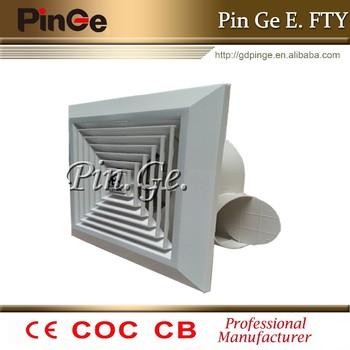 Exhaust Ventilation Fan For Bathroom