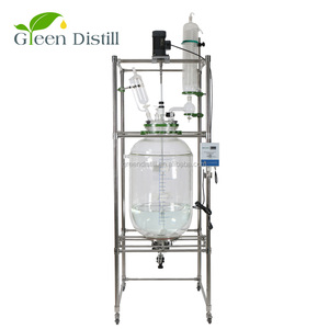 Digital display continuous chemical stirred tank reactor price