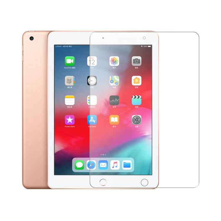 0.26mm 9H Hardness MMOBIEL Screen Protector Compatible with iPad 2/3/4/Tempered Glass