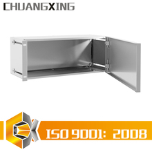powder coating stainless steel electric meter box