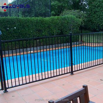 Galvanized Temporary Folding Swimming Pool Fence - Buy Folding Swimming  Pool Fence,Temporary Pool Fence Panel,Pool Fence Panel Product on  Alibaba.com