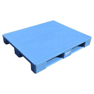 Smooth Solid Deck Certified hygienic plastic pallet