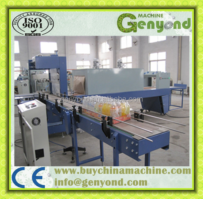 Mineral Water Sleeve Sealer Shrink Packing Equipment