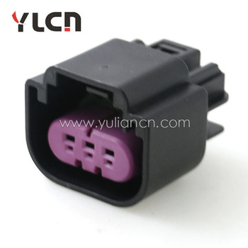 3 Pin Wire Connector 13519047 Waterproof Delphi Pa66 Gm Female Connector  With Terminal - Buy Delphi Pa66 Gm Female Connector,Wire Connector,Delphi