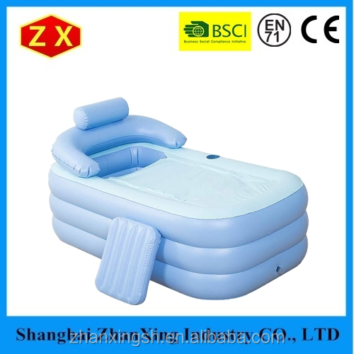 Relax PVC Swimming Pool Inflatable Air Adult Bathtub For Spa