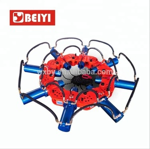 BEIYI wall size 500*500mm new best foundation tooling part concrete hydraulic girder breaker/cutter