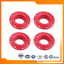 BS standard grooved flanges for fire system protection