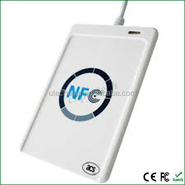 RS232 Acr122u rfid smart card reader & writer