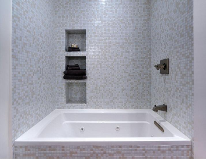 Cina fornitore di madreperla backsplash piastrelle shell mosaico
