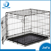 Folding large puppy dog cage