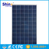 Solar panel 50W 60W 80W 100W 120W 150W 200W 250W 300W poly for 1.5KW solar power system