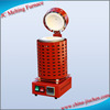 Electric Small Gold/Silver/Aluminum/Copper Scrap Melting Furnace