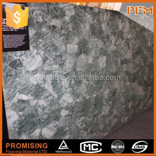 best price natural well polished high quality fossil marble table