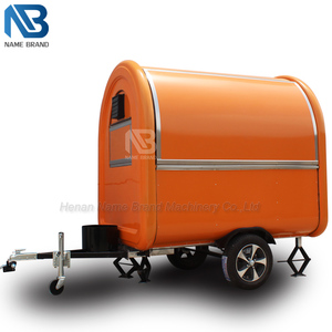 mobile food shop Mini coffe cart mobile coffee car food tray burger, restaurant equipment kitchen