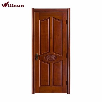 the latest 7ec49 da30a modern house security door Delicate Carving Prehung Exterior Door Outside  Front Doors Wood Entry Doors For Sale, View Prehung Exterior Door, Willsun  ...