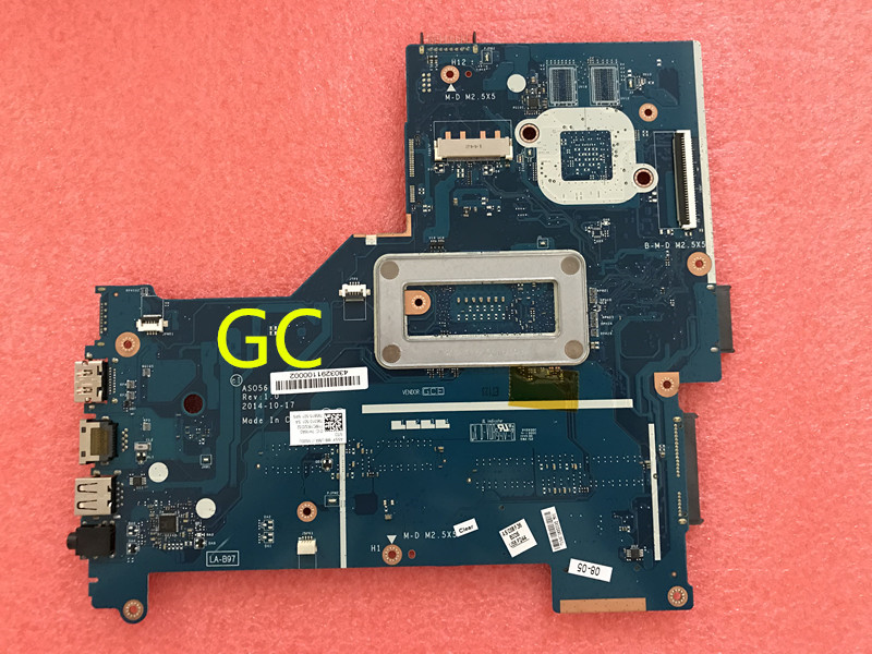 FOR HP 15-R motherboard LA-B972P I7-5500 796310-501 795815-601 mainboard