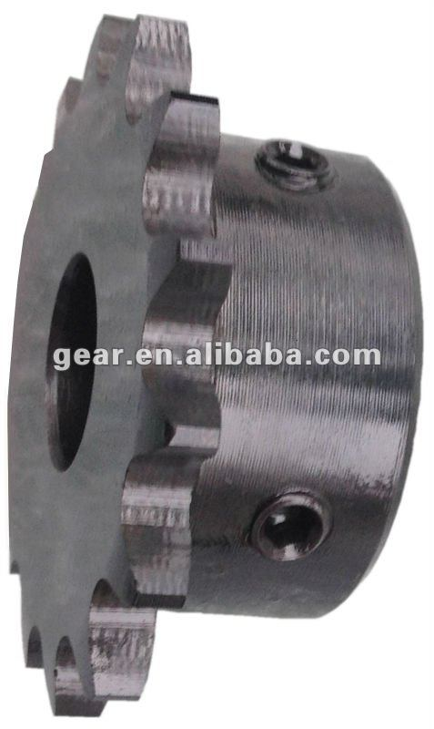 industrial mechanical transmission sprockets made of C45