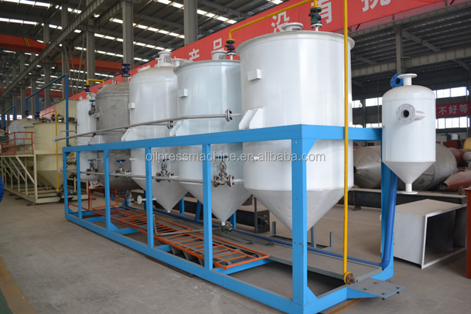 100TPD cheap machine of sunflower oil ukraine price from huatai brand