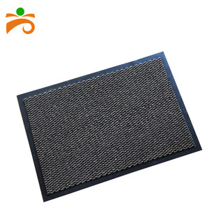 Polypropylene Carpet With Anti-slip PVC Backing Custom Fire Proof Floor Mat