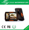 Super mini IPX7 waterproof car gps navigation with 4.3 inch touch screen