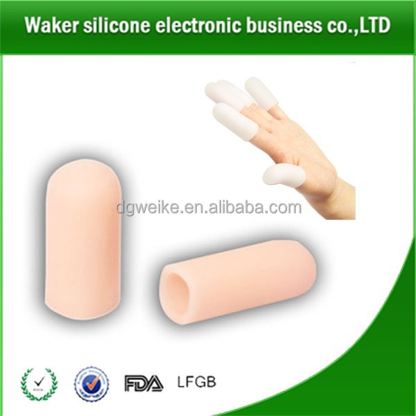 protection silicone finger cover silicone fingertips sleeves