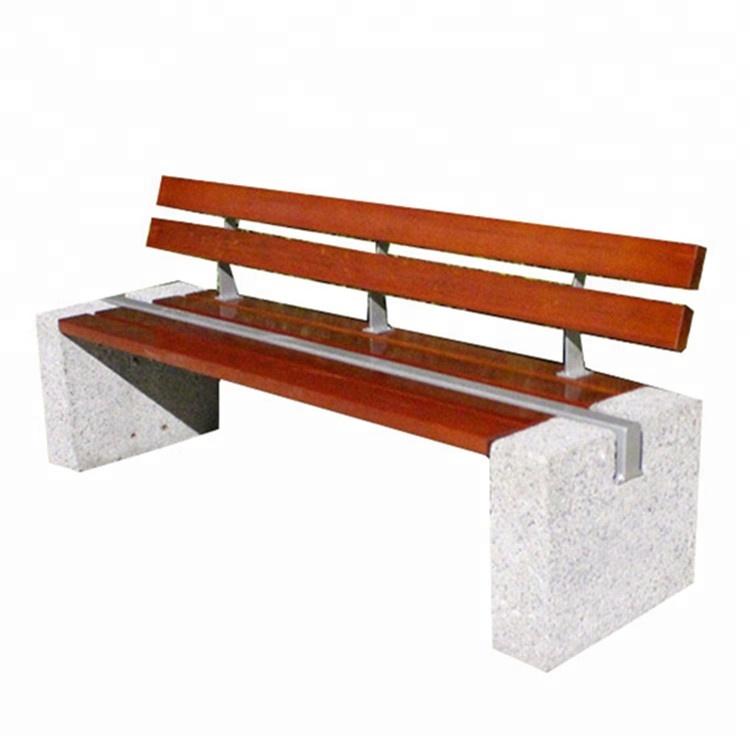 Stone Park Bench Wooden Concrete Bench Buy Concrete Bench Wooden Bench Park Bench Product On Alibaba Com