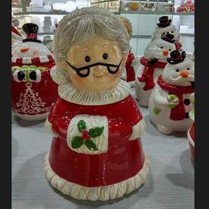 Christmas Ceramic Cookie Box Christmas Ceramic Cookie Box Suppliers