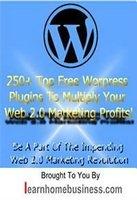250 Top Free WordPress Plugins
