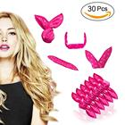 Hair Curlers, Sleep Curlers 30 PCS No Heat Foam Rollers for Long Short Hair, Pillow Hair Rollers Curlers for Women&Girls