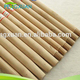 Unfinished Natural Wood Sticks for cleaning grass broom and house mop