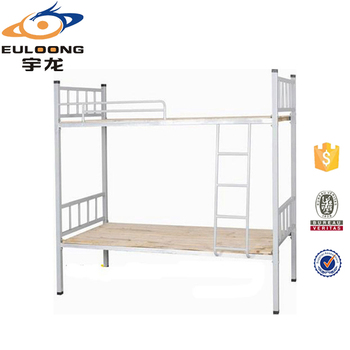 School Furniture Metal Dormitory Beds Double Decker Bed Malaysia
