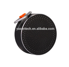 Wireless <span class=keywords><strong>Speaker</strong></span> Aluminium <span class=keywords><strong>Portabel</strong></span> Jauh Bass Wireless <span class=keywords><strong>Speaker</strong></span> Ringan Logam Tubuh Suara Stereo <span class=keywords><strong>Rose</strong></span> Emas Hitam