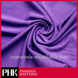 Hangzhou Modal Lycra Elastic Single Jersey Fabrics For Apparel