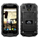 New IP68 Rugged Smartphone 4G LTE Android 5.1 Quad Core 2GB RAM 16GB ROM 4.5 Inch 13MP with UHF Walkie Talkie