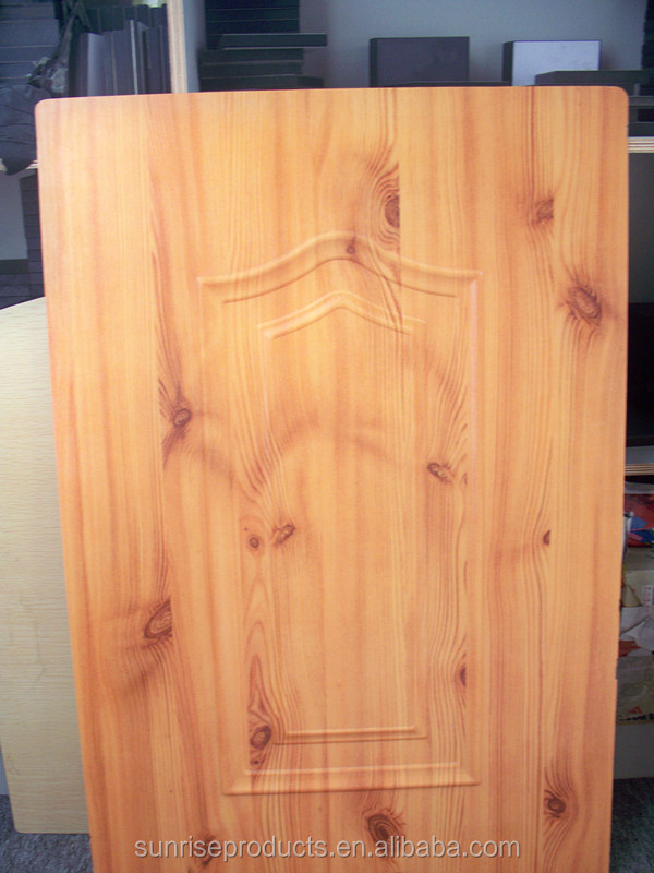 manufacture supply good quality low price HPL cabinet door skin