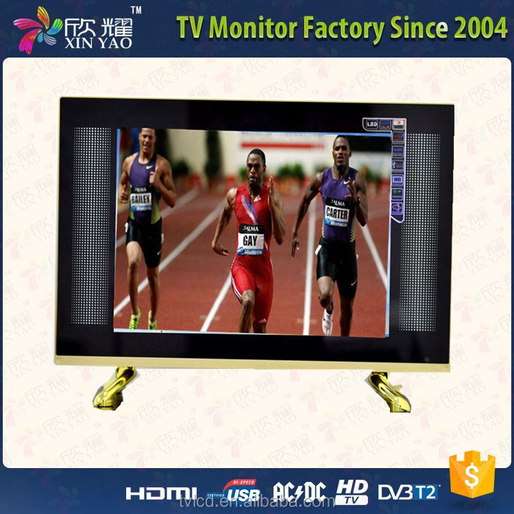 2017 3D 19 inch New product 3x video full hd television parts led tv 4k
