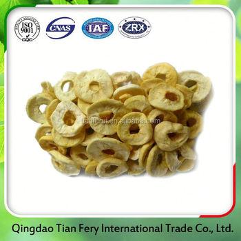 Sweet Dried Fruit Import Apple Rings