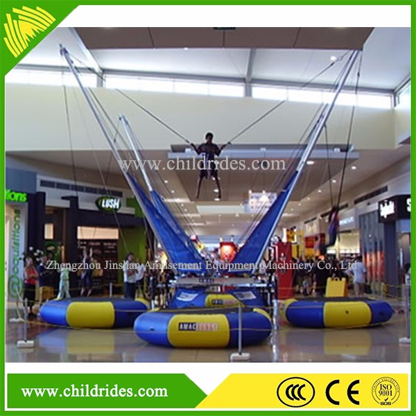 cheap inflatable bungee trampoline prices bungee jumping for sale