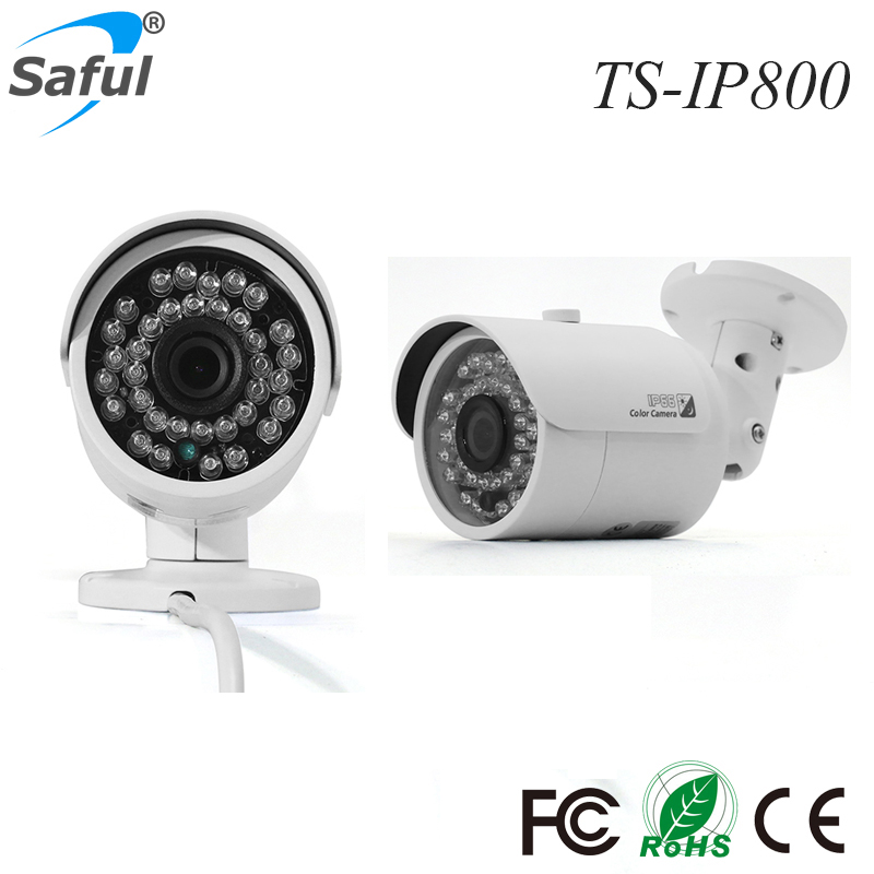 Top Saful 2016 New WIFI IP Camera Outdoor Usage Home Security HD Smart Phone APP Support