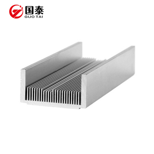 Professional manufacturer aluminum profile Heat Sink Tube For LED Street Lamp with high quality