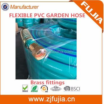 Never Kink Never Stop 5/8u0027u0027 1/2u0027u0027 Flexible PVC