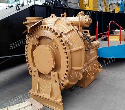 Dredging machine best selling cutter suction dredger
