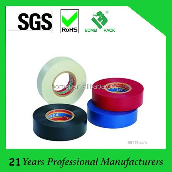 globe electrical wire tape pvc insulation tape / pvc insulation electrical tape