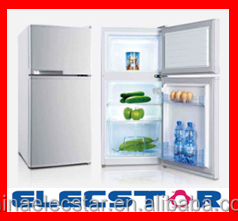 Double Door Refrigerator for home use, home fridge, combi refrigerator