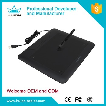 Great Gift! Huion 8 X 6 Inch Electronic Signature Pad Pen Tablet Digital  Graphic Drawing Tablet For Business Or Education - Buy Graphic Drawing