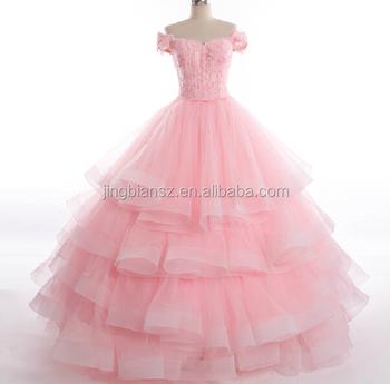 2014 Fábrica De China Muestra Verdadera Rosa Elegante Barco Cuello ...